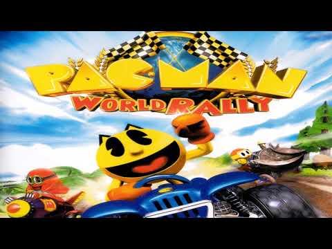 Pac Man World Rally Soundtrack