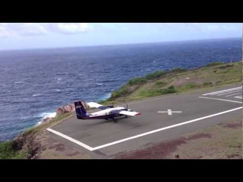 SABA landing & take off, 3 augustus 2012 1080p HD!