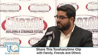 V'ahavta L'reacha Kamocha - R. Yaakov Rahimi - TorahAnytime.com