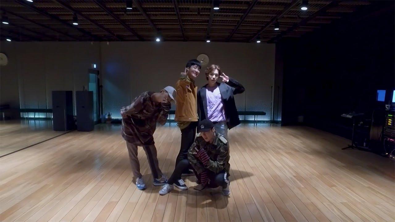 WINNER - EVERYDAY Dance Practice (Mirrored)