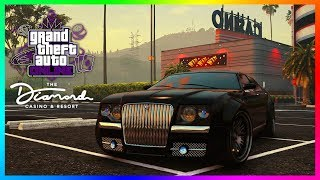 GTA 5 Online Casino DLC Update - Rockstar Preparing To Reveal The Diamond Resort & MORE! (GTA 5 DLC)