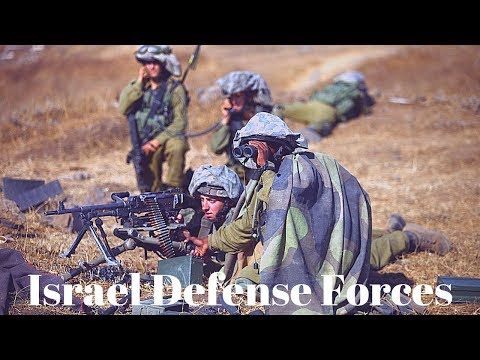 Israel Military Strength 2019 | Israel Defense Forces