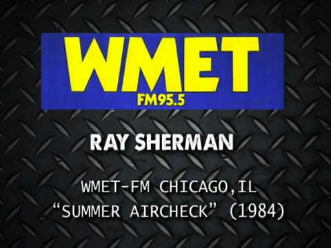 Ray Sherman on WMET