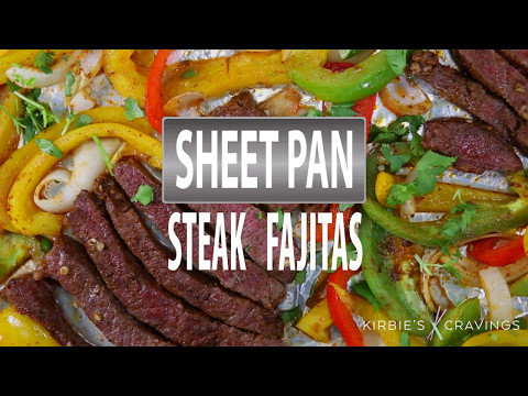 Sheet Pan Fajita-Chili