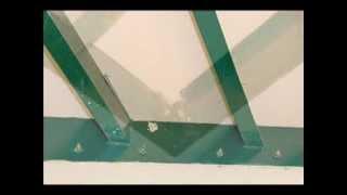 תוספת 70 מרפסות קוזוליות עם לוחות רצפה דחוסים במיוחד מלון הגושרים