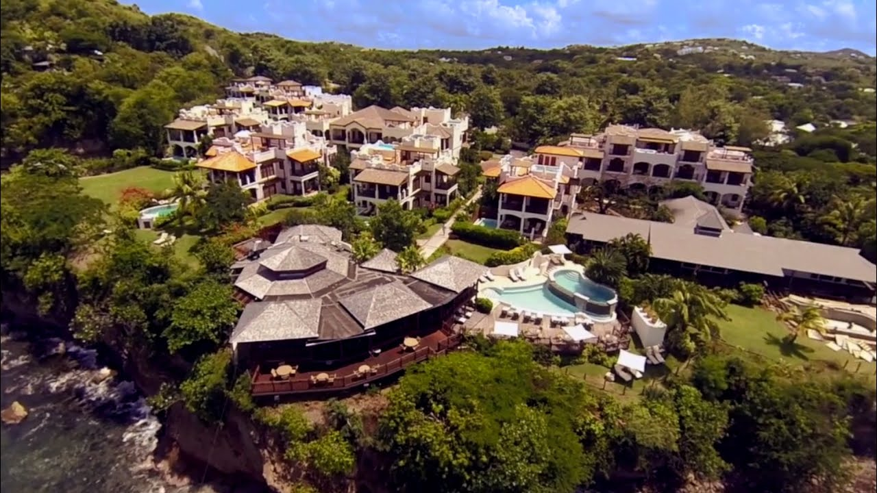 Cap maison st lucia luxury hotel resort spa youtube for Cap maison resort and spa