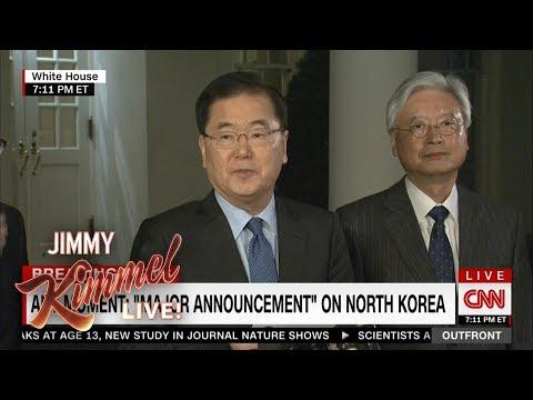 Donald Trump Excited to Meet Kim Jong-un