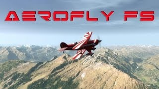 Aerofly FS Gameplay (HD)