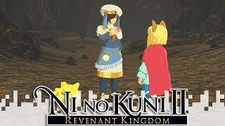 NI NO KUNI II: REVENANT KINGDOM - Dreamer's Maze! - EP08 (Gameplay)