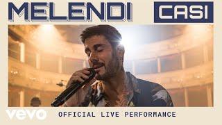 Смотреть клип Melendi - Casi