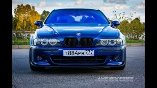 BMW E39 M5 HAMANN часть 2