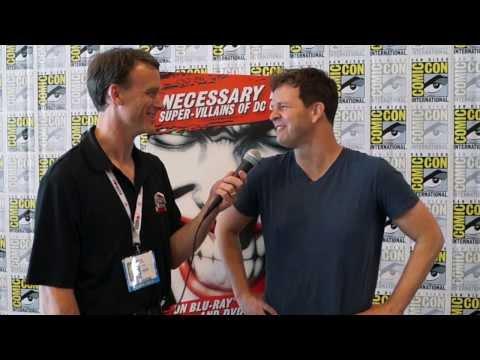SDCC 2013: ToonBarn Interviews Kevin Shinick for Necessary Evil: Super-Villains of DC Comics