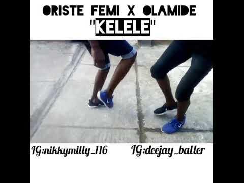 Oritse Femi -Kelele feat olamide dance video (Y.S.T.B dancers) IG:@nikkymilly_116