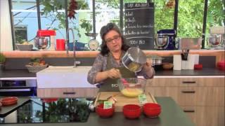 """Recette bio : """"Œufs au lait façon grand-mère"""" par Véronique Bourfe Rivière"""