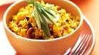 How To Prepare Saffron Pilaf  Zaffarani Pulao, Food, Cook, Vegetarian Curries,funny Hot Curries
