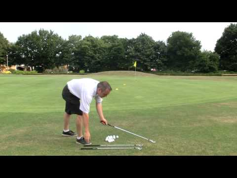 Chipping, flight roll and judging your distances.