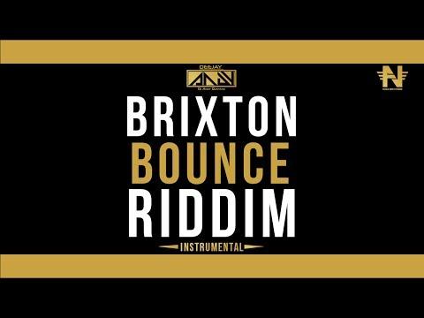 BRIXTON BOUNCE RIDDIM - [ INSTRUMENTAL ] Prod. By Dj Andy Quintana