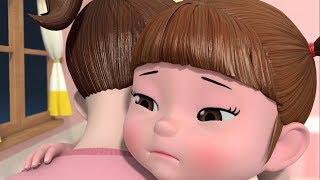 Мультики для детей - Консуни - Больной животик - Серия 4