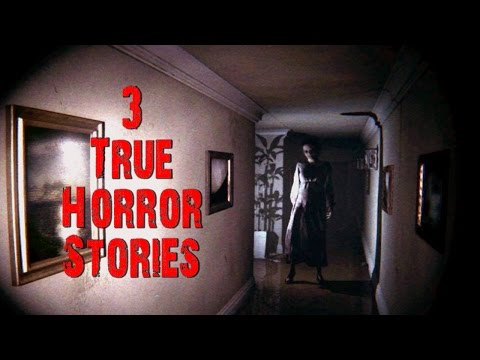 3 True Scary Subscriber Submitted Horror Stories