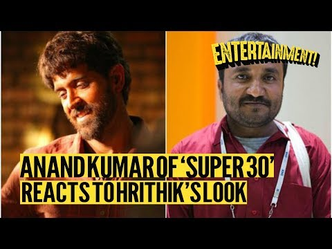 Anand Kumar on Hrithik Roshan's Look in 'Super 30' | The Quint Mp3