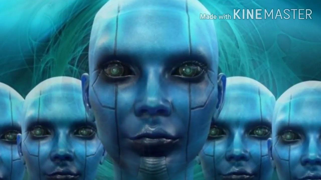 มนุษย์ต่างดาวสายพันธุ์ที่เป็นบรรพบุรุษของมนุษย์