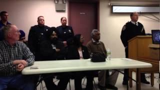 Cop Of The Month - April - 102nd Precinct, Queens