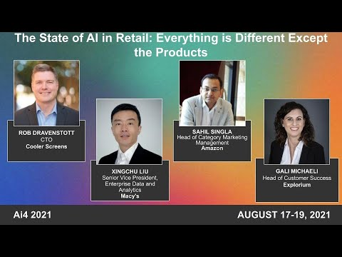 The State of AI in Retail