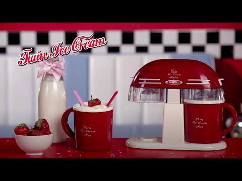 ariete ice cream maker instructions