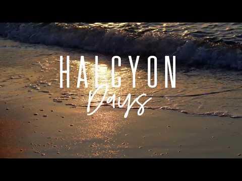 Riverain - Halcyon Days (Official Lyric Video)