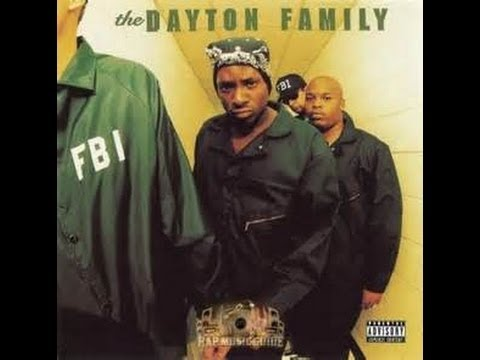 The Dayton Family - F.B.I. (Full Album)