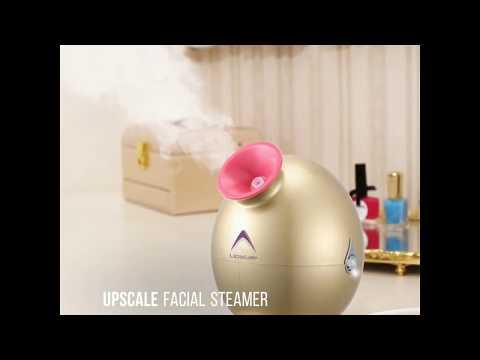 Amazon Upscale Facial Steamer Round