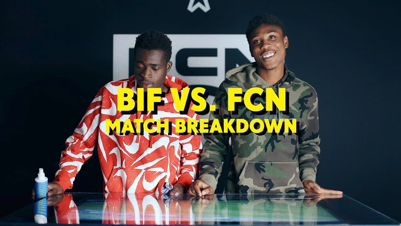 BIF vs. FCN | Kamaldeen and Abu on offensive opportunities | BREAKDOWN
