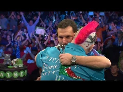 2017 European Darts Championship Round 2 Wright vs Clayton