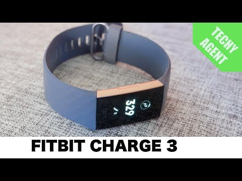 Fitbit Charge 3 Exercise REVIEW