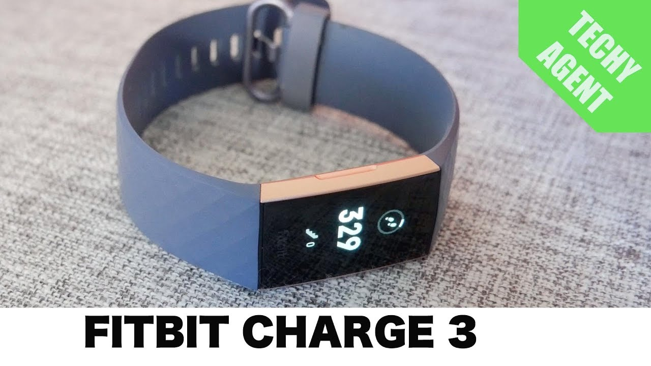 Fitbit Charge 3 Exercise Review Youtube