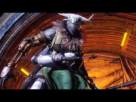 Destiny's Reef Reveal from Bungie