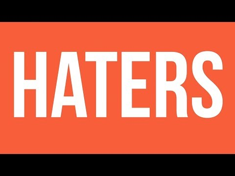 Fuzzy - Haters (Official Video)