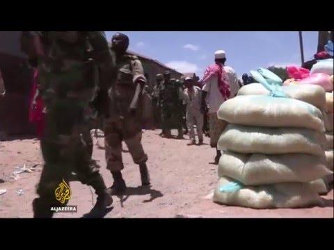 Somalia's al-Shabab denies extent of US air strikes