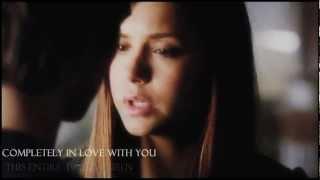 Damon + Elena | Is that the sire bond...?