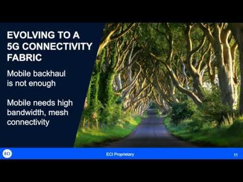 Webinar - ECI: Defining the 5G Network Connectivity Challenge