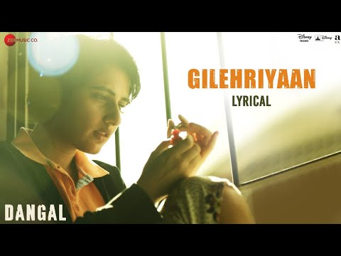 Gilehriyaan - Lyrical Video | Dangal | Aamir Khan | Pritam | Amitabh Bhattacharya Mp3