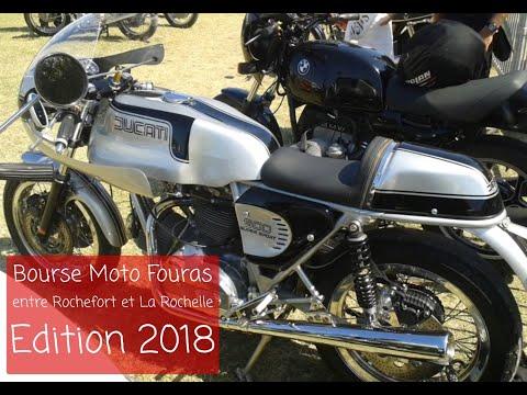 BOURSE MOTO DE FOURAS 2018