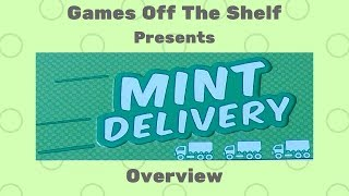 Mint Delivery - Overview