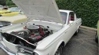 Cruisin Gratiot 2012 - 1964 Plymouth Barracuda White