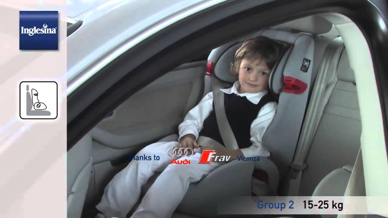 Inglesina Prime Miglia Car Seat Youtube