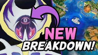 BRAND NEW TRAILER BREAKDOWN - Pokémon Sun and Moon