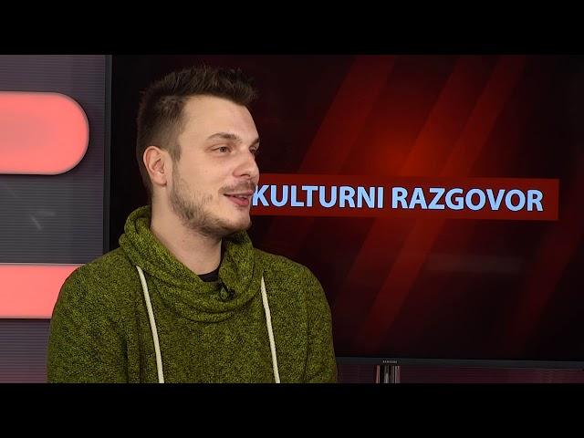 KULTURNI RAZGOVOR:  Paolo Tišljarić  (ravnatelj KMD-a)