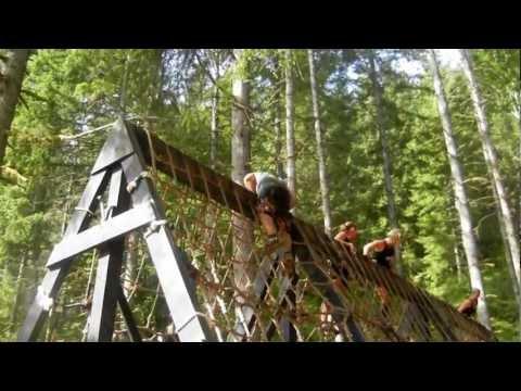 Warrior Dash Portland Oregon 2012 Video #6