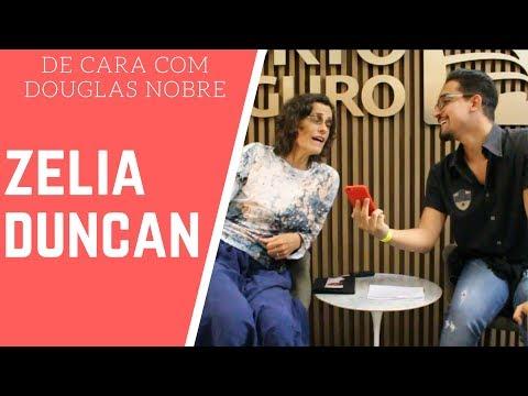 """O que Zélia Duncan sabe sobre Anitta """"EXISTE PRECONCEITO"""" I De Cara com Douglas Nobre"""
