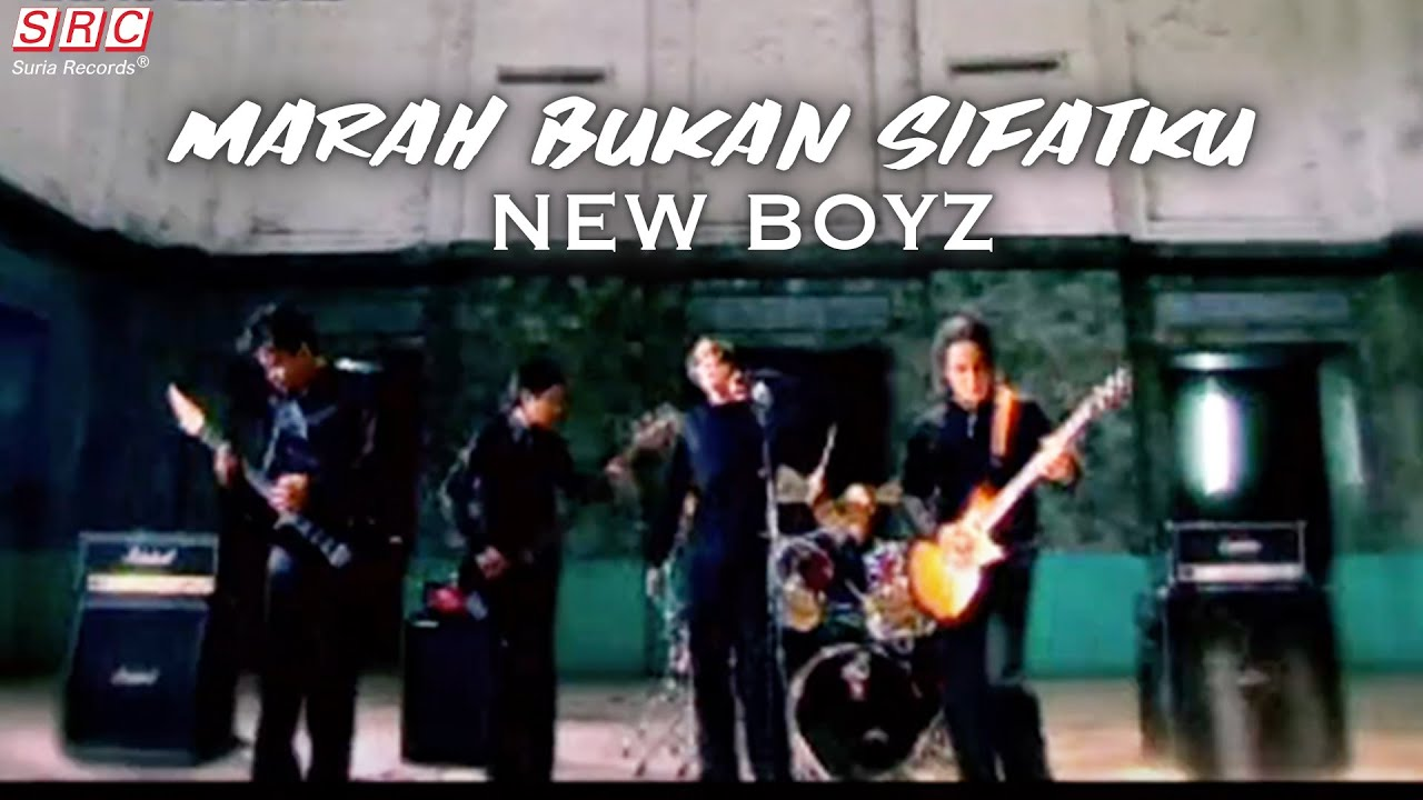 Download New Boyz - Marah Bukan Sifatku (Official Music Video - HD)